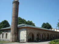 Imam-Baba Mausoleum in Gabala City