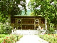 Palace of Shekhi Khans in Sheki City