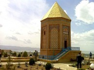 Noah's Mausoleum in Nakhchivan