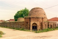 Guba domed bathhouse