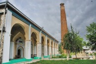 The Mosque in Balakan