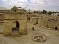 Ateshgah (Fire Worshippers' Temple)