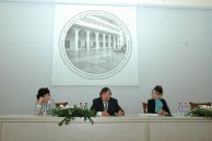 People's Writer of Kazakhstan O.O. Suleymenov is a guest of Baku Branch of Lomonosov Moscow State University