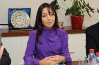 Head of Baku Branch of Lomonosov MSU Professor N.A. Pashayeva