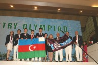 Delegation from Azerbaijan at the 46<sup>th</sup> International Chemistry Olympiad in Vietnam